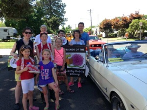 General Canby Day parade